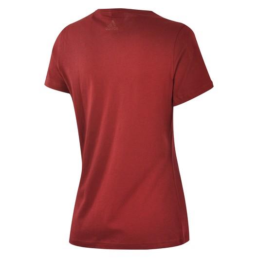 adidas Foil Linear Nobmar Short-Sleeve Kadın Tişört