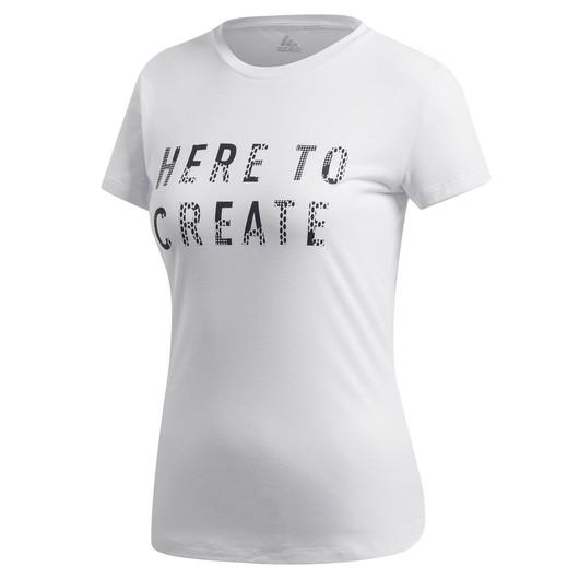 adidas Logo Kadın Tişört