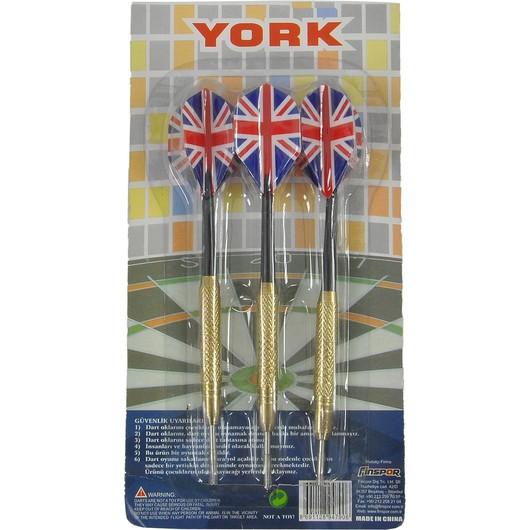 York 3x8G Hedef Oku