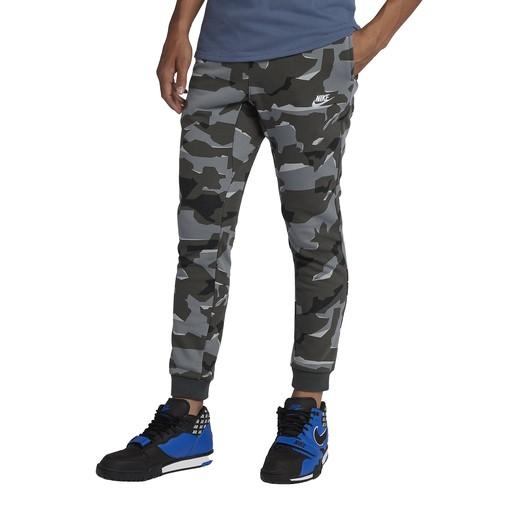 Nike Sportswear Club Camouflage Jogger Fit SS19 Erkek Eşofman Altı
