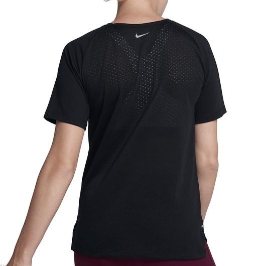 Nike Dri-Fit Tailwind Top FW18 Kadın Tişört