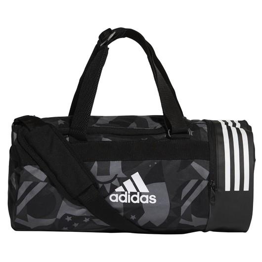 adidas 3-Stripes Convertible Graphic Duffel Small Spor Çanta