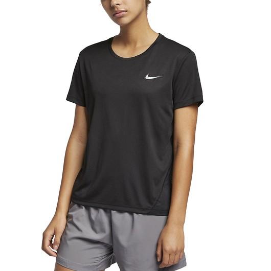 Nike Miler Short-Sleeve Running Top Kadın Tişört