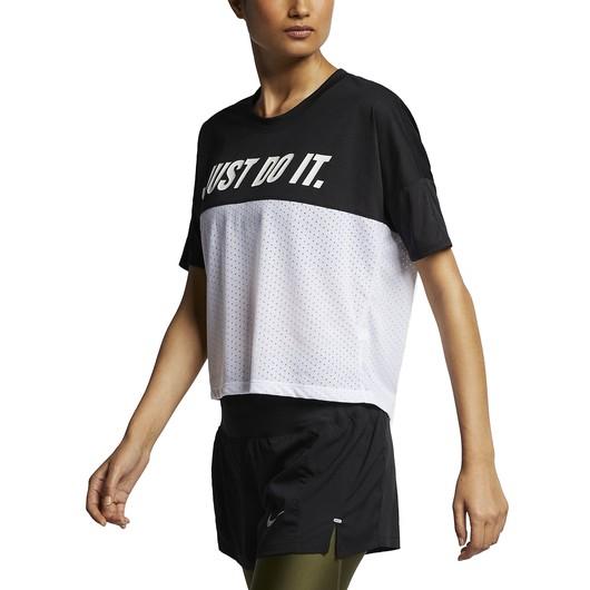 Nike Tailwind Top Short Sleeve SD SS19 Kadın Tişört