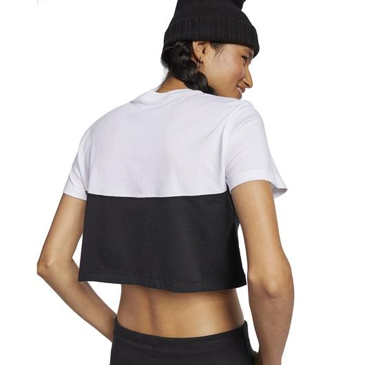Nike Sportswear Heritage Short-Sleeve Top SS19 Kadın Tişört