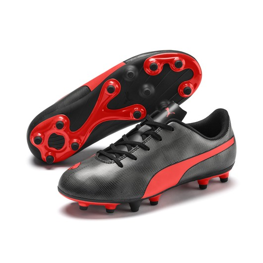 Puma Rapido Firm Ground Soccer Cleats Çocuk Ayakkabı