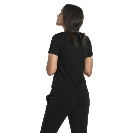 Puma Essentials Logo Tee Kadın Tişört