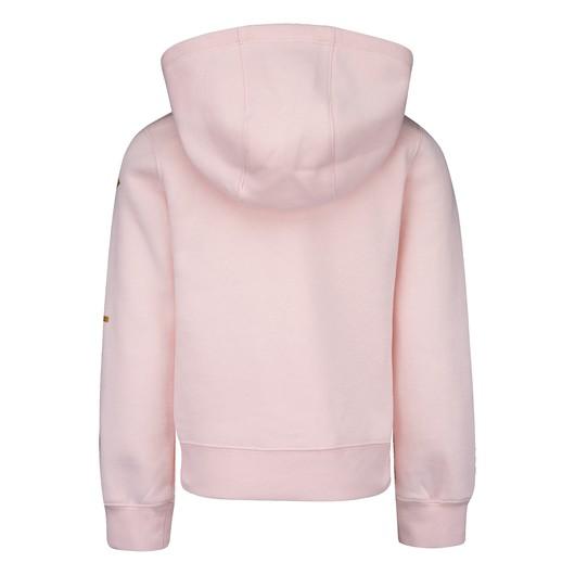 Nike Air Full-Zip Fleece Hoodie (Girls') Çocuk Sweatshirt