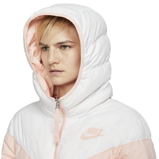 Nike Sportswear Windrunner Down-Fill Reversible Kapüşonlu Kadın Ceket