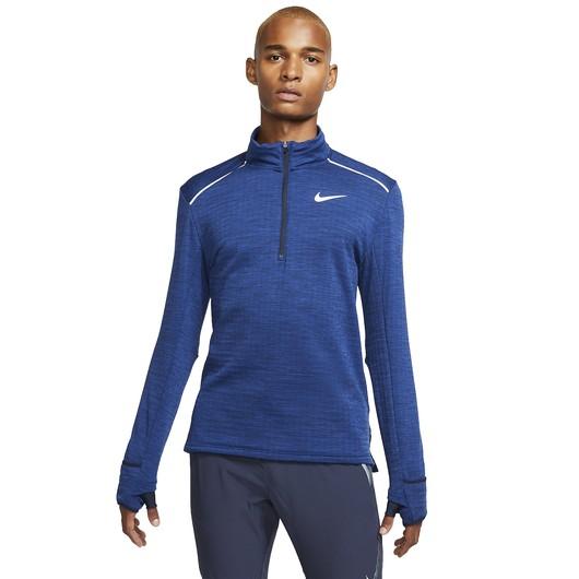 Nike Therma Sphere Element 3.0 1/2-Zip Running Top Uzun Kollu Erkek Tişört