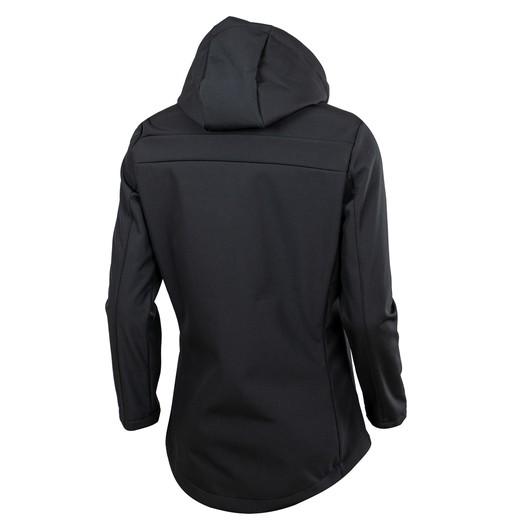 Exuma SoftShell Full-Zip Hoodie Kapüşonlu Kadın Ceket