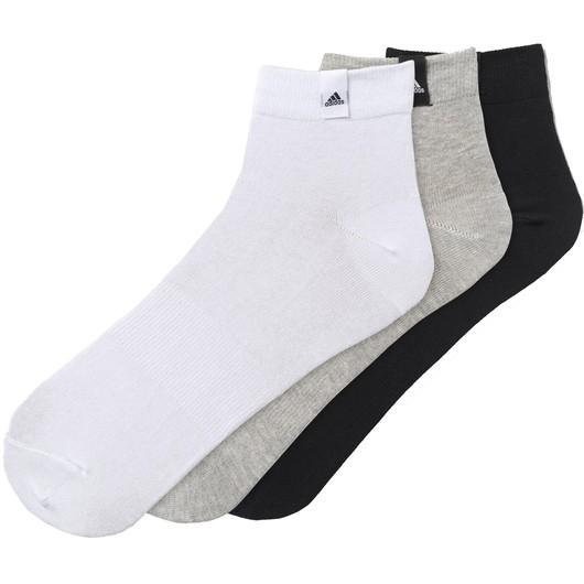 adidas Performance Ankle Socks (3 Pairs) Unisex Çorap