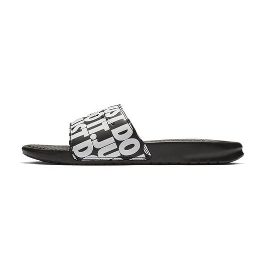 Nike Benassi Just Do It Print Erkek Terlik