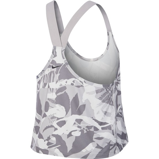 Nike Pro Forest Camouflage Elastika Tank Kadın Atlet