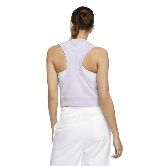 Nike Sportswear Cropped French Terry Tank Kadın Atlet