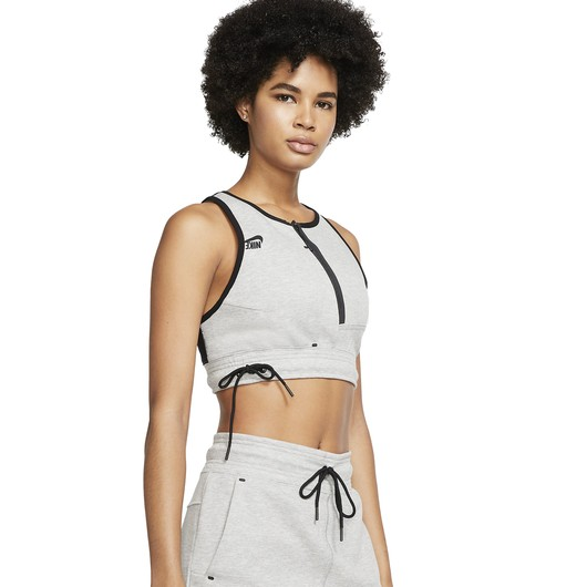 Nike Sportswear Tech Fleece Tank Reimag Kadın Atlet