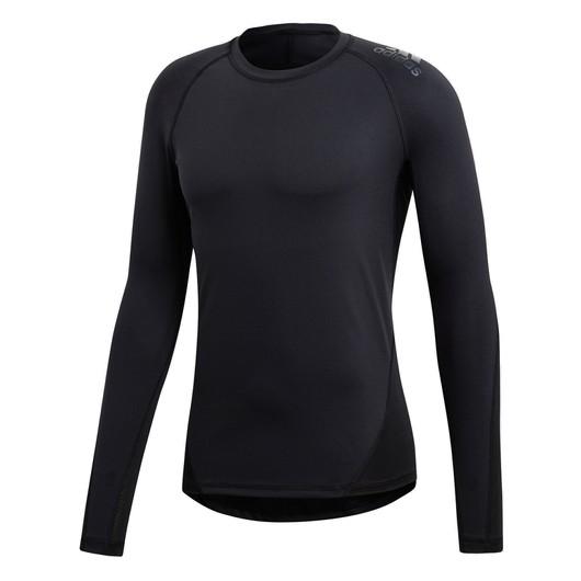 adidas Alphaskin Sport Long Sleeve Erkek Tişört