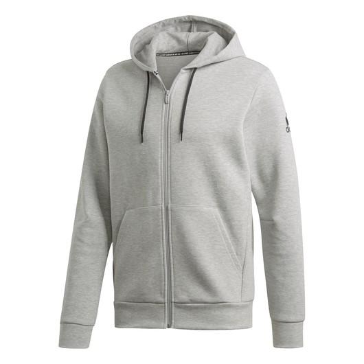 adidas Must Have Plain Full-Zip Hoodie Kapüşonlu Erkek Ceket