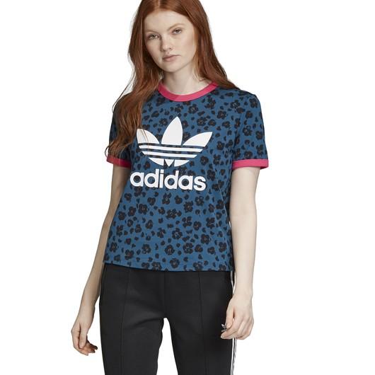 adidas AOP Kadın Tişört