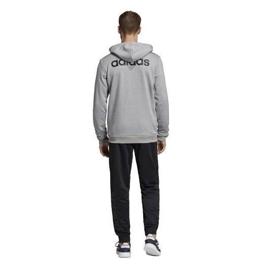 adidas Linear French Terry Tracksuit Hoodie Erkek Eşofman Takımı