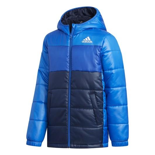 adidas Padded Full-Zip Hoodie Kapüşonlu Çocuk Ceket