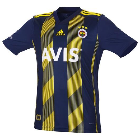 adidas Fenerbahçe 2019-2020 İç Saha Çocuk Forma