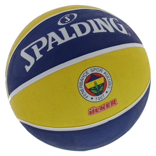 Spalding Fenerbahçe No:7 Basketbol Topu