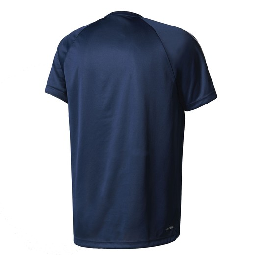 adidas D2M Tee 3-Stripes SS18 Erkek Tişört