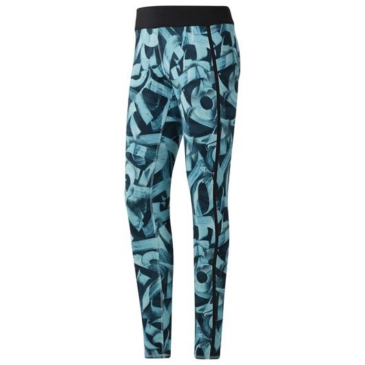 Reebok CrossFit Pokras Legging SS18 Kadın Tayt