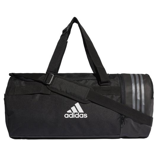 adidas Convertible 3-Stripes Duffel Bag Medium Spor Çanta
