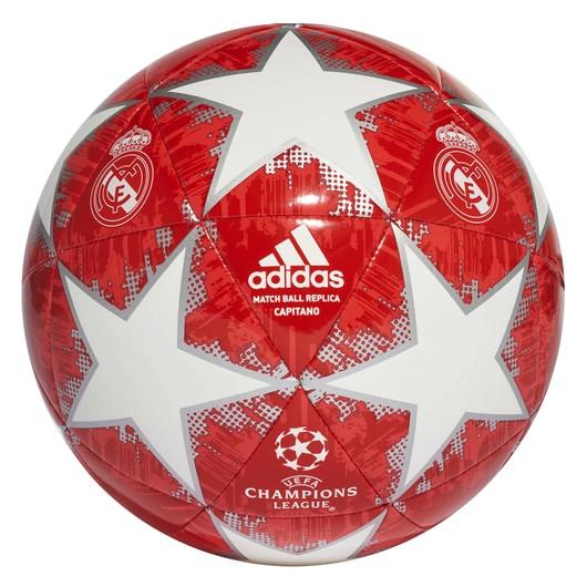 adidas Finale 18 Real Madrid Capitano Futbol Topu