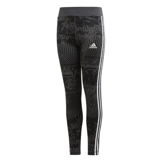 adidas Training Equipment 3-Stripes YG Çocuk Tayt