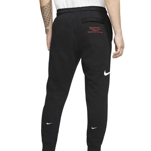Nike Sportswear Swoosh French Terry Trousers Erkek Eşofman Altı