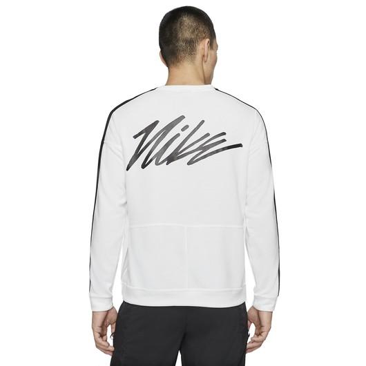 Nike Dri-Fit Fleece Training Top Erkek Sweatshirt