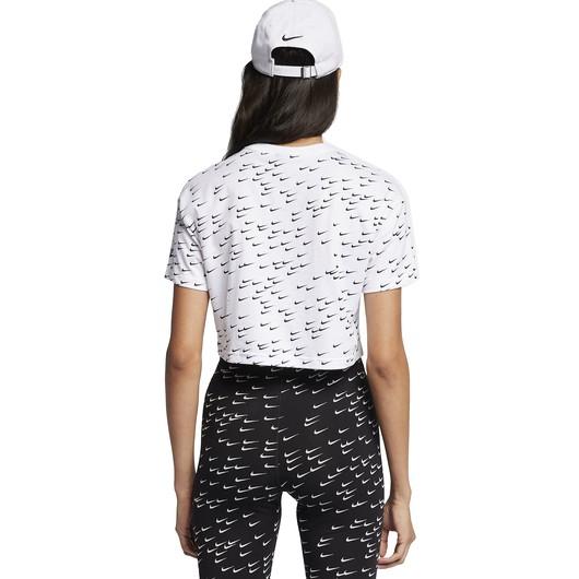 Nike Sportswear Essential Short-Sleeve Crop Top SS19 Kadın Tişört