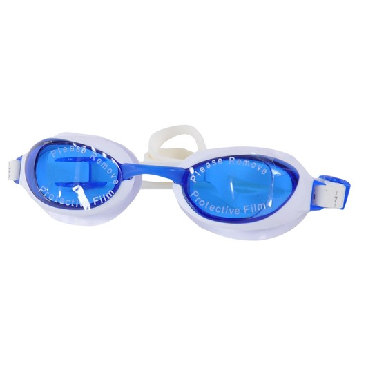 Speedo Speedo Aquapure Gog Au White/Blue