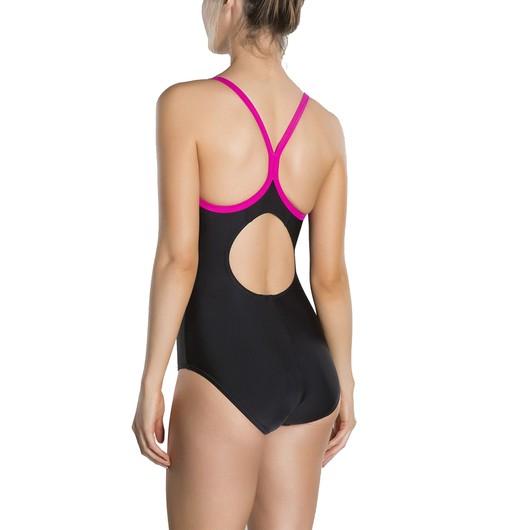 Speedo Splice Thinstrap Racerback Swimsuit SS18 Kadın Mayo