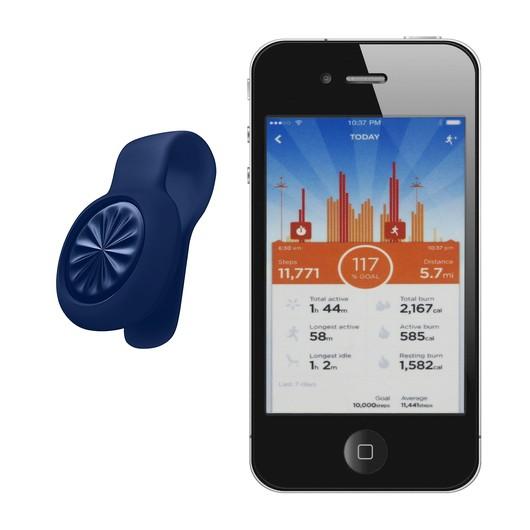 Jawbone Up Move Blue Burst Akıllı Bileklik