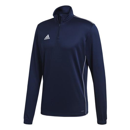 adidas Core 18 Training Top Half-Zip Long-Sleeve Erkek Tişört