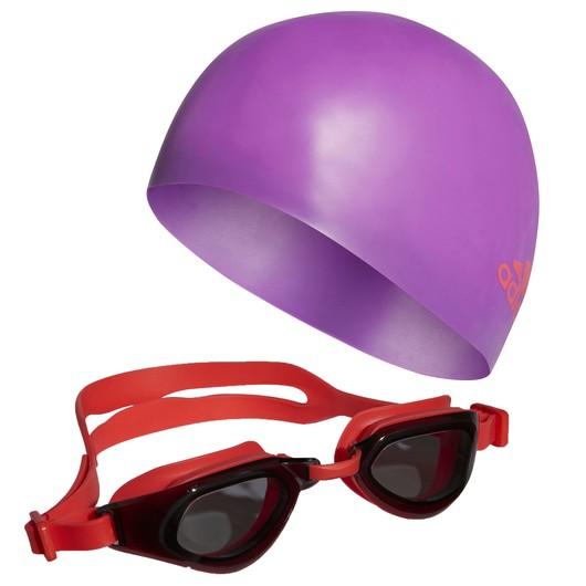 adidas Swim Set Çocuk Yüzücü Gözlüğü