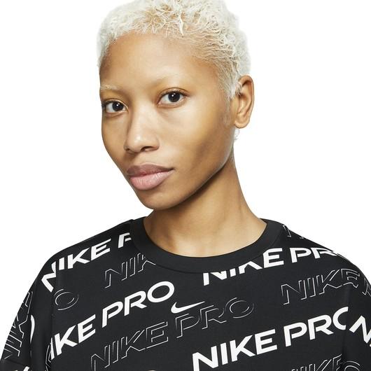 Nike Pro Fleece Crew Kadın Sweatshirt