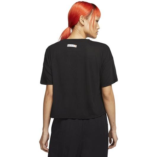 Nike Icon Clash Short-Sleeve Training Top Kadın Tişört