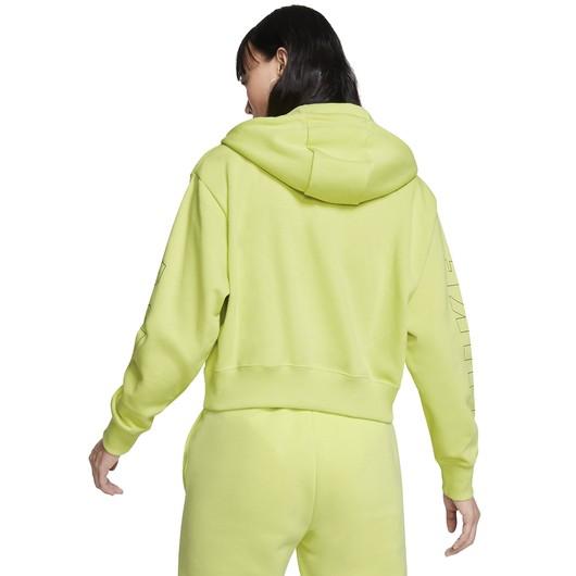 Nike Air Full-Zip Fleece Hoodie Kadın Sweatshirt