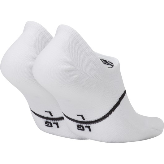 Nike Sneaker Sox No-Show Footies (2 Pairs) Unisex Çorap