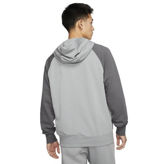Nike Sportswear Swoosh French Terry Pullover Hoodie Erkek Sweatshirt