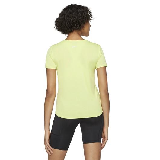 Nike Short-Sleeve Swoosh Running Top Kadın Tişört