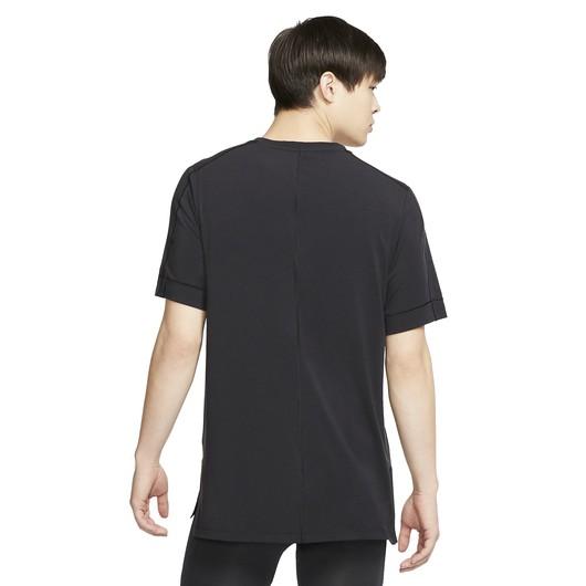 Nike Yoga Dri-Fit Short-Sleeve Top Erkek Tişört