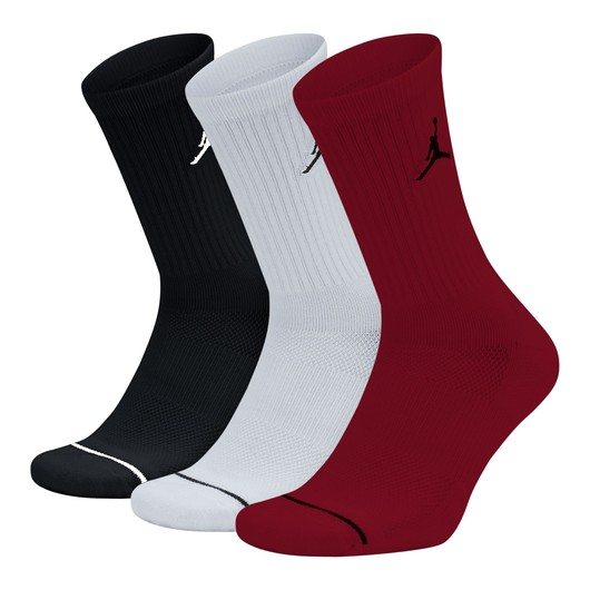 Nike Jordan Jumpman Dri-Fit Crew (3 Pairs) Erkek Çorap