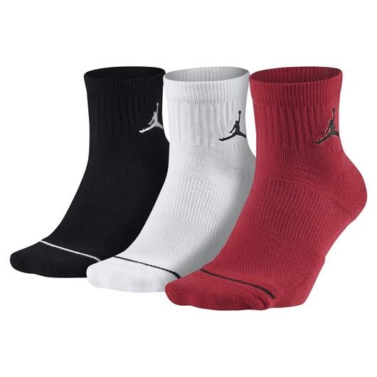 Nike Jordan Jumpman Everyday Max Ankl Quarter (3 Pairs ) Erkek Çorap