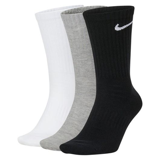 Nike Everyday Lightweight Crew (3 Pairs) Erkek Çorap
